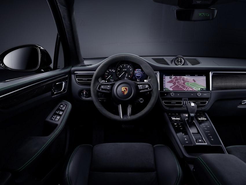 Porsche Macan Facelift 2022 tăng cường sức mạnh cho các mẫu xe cơ sở, S và GTS