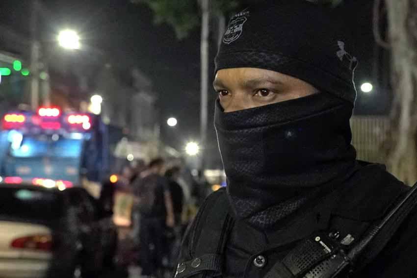 Cảnh sát bạo lực El Salvador - 4