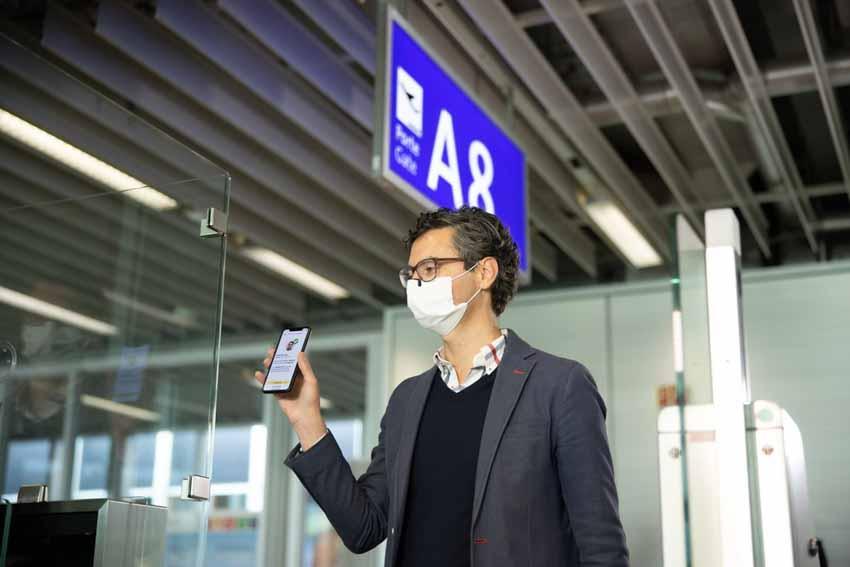 Vietnam Airlines chính thức thử nghiệm ứng dụng hộ chiếu sức khoẻ điện tử - 2