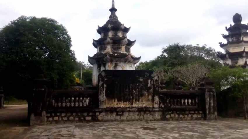 Những giai thoại ở chùa Thập Tháp Di Đà - 4
