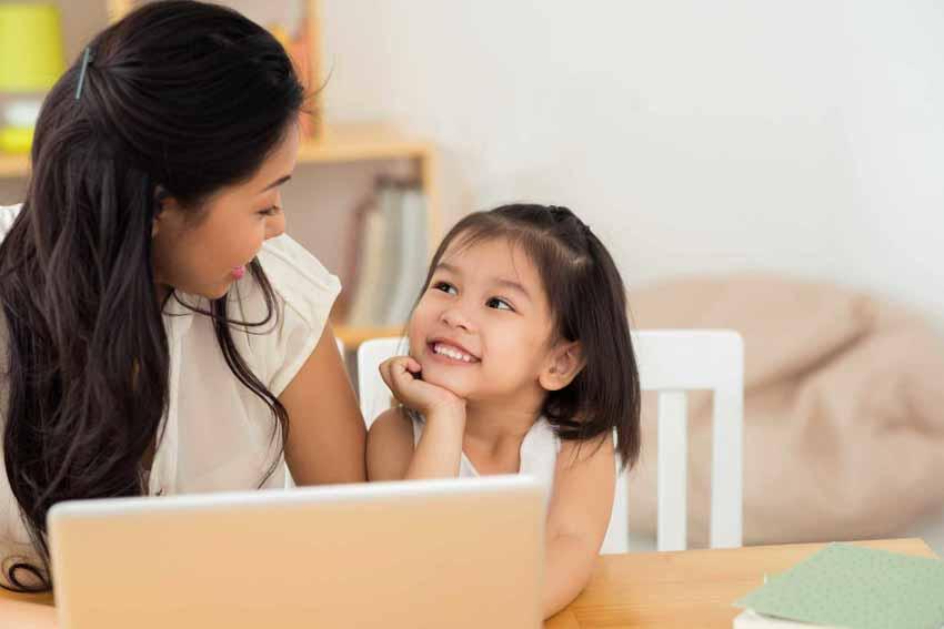 Hãy dạy trẻ biết từ chối để bảo vệ mình - 1