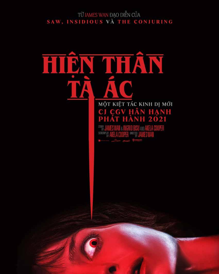 Malignant đánh dấu sự trở lại của James Wan trên ghế đạo diễn - 1