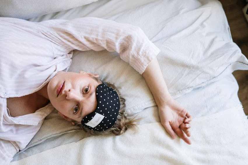 Những nguyên nhân và cách chữa các quầng thâm dưới mắt - 6