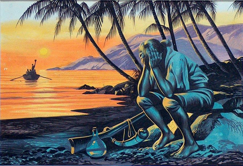Kỳ diệu một mình trên hoang đảo - 2