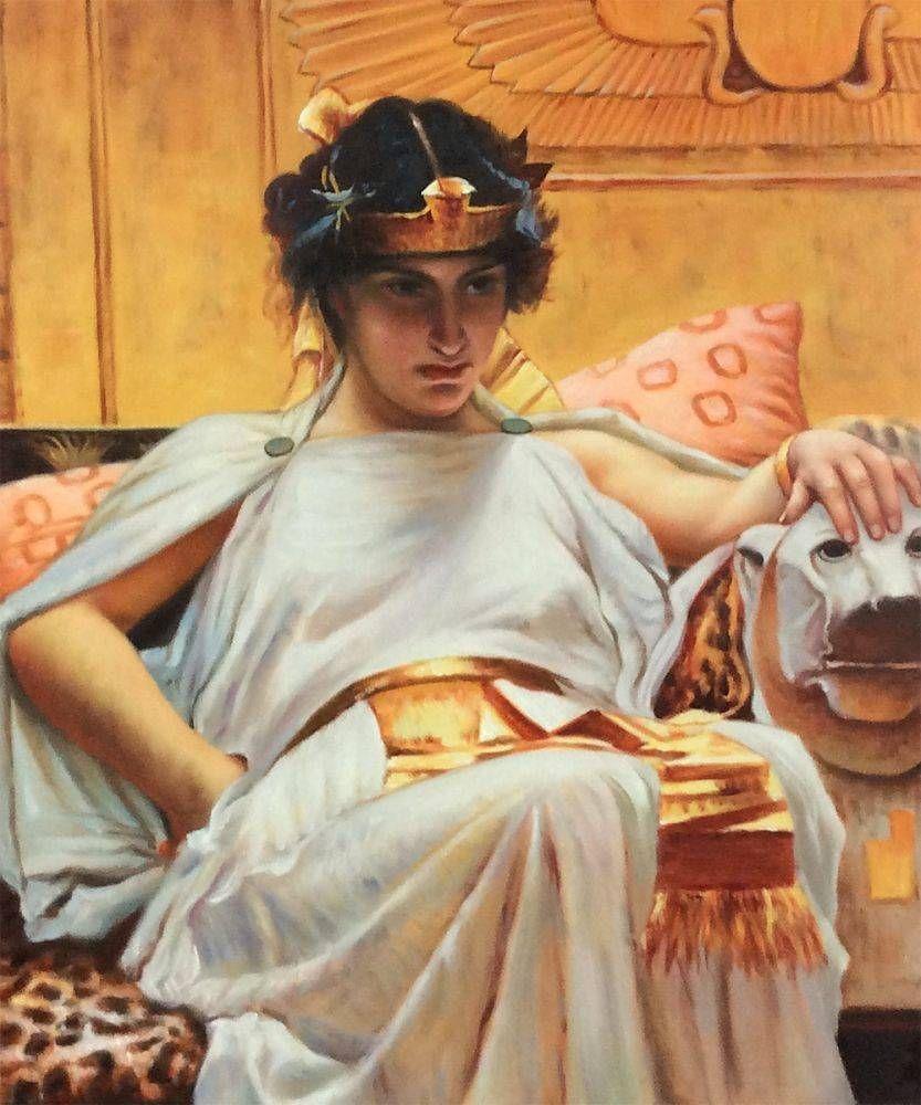 Tranh cãi thiên niên kỷ về sắc đẹp của Nữ hoàng Ai Cập Cleopatra - 9