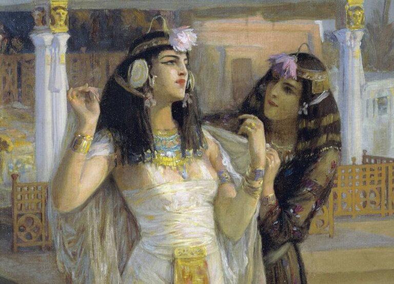 Tranh cãi thiên niên kỷ về sắc đẹp của Nữ hoàng Ai Cập Cleopatra - 2