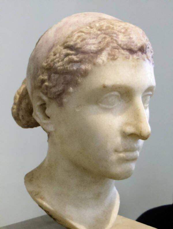 Tranh cãi thiên niên kỷ về sắc đẹp của Nữ hoàng Ai Cập Cleopatra - 3