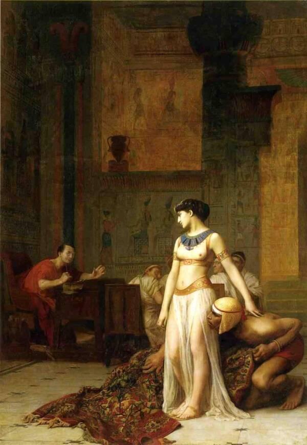 Tranh cãi thiên niên kỷ về sắc đẹp của Nữ hoàng Ai Cập Cleopatra - 4