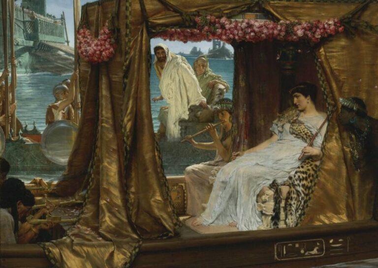 Tranh cãi thiên niên kỷ về sắc đẹp của Nữ hoàng Ai Cập Cleopatra - 5