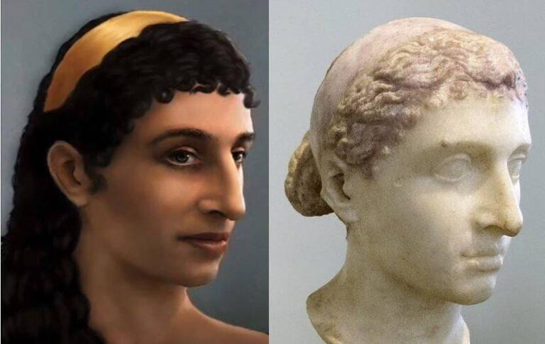 Tranh cãi thiên niên kỷ về sắc đẹp của Nữ hoàng Ai Cập Cleopatra - 8