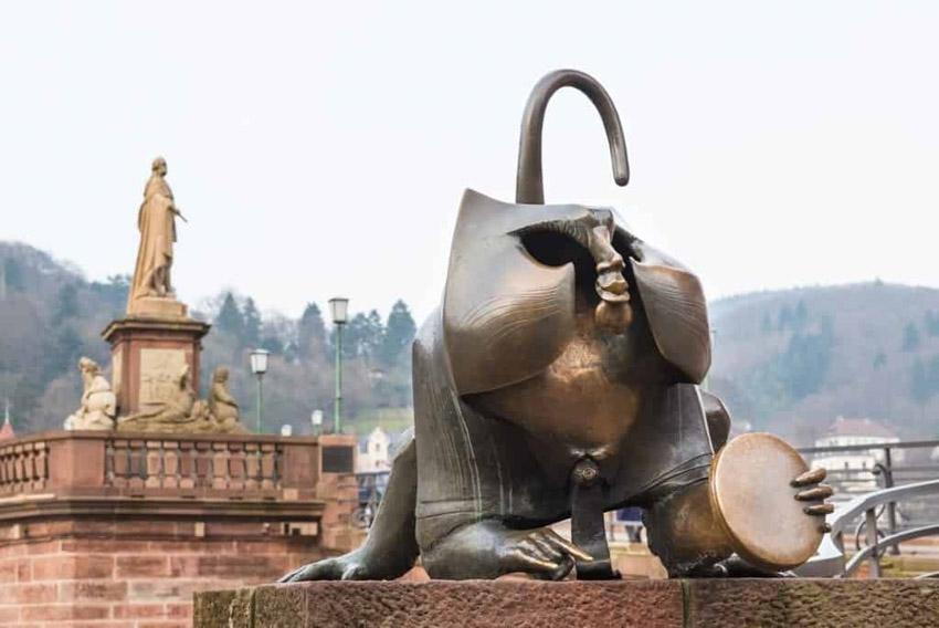 Ngỡ ngàng trước lâu đài cổ Heidelberg ở Đức - 5