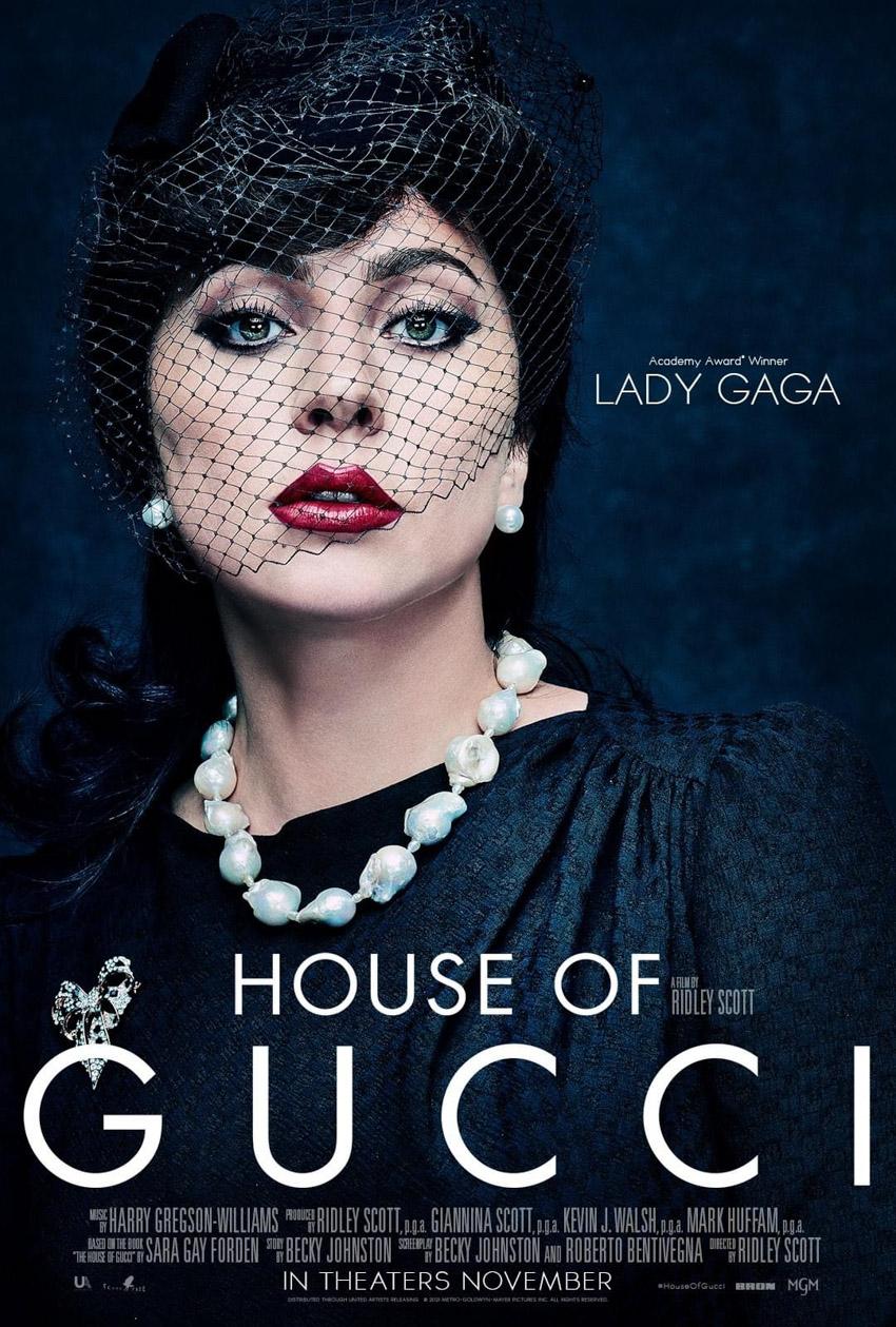 Lady Gaga tái xuất đầy ấn tượng trong tác phẩm điện ảnh mới: House of Gucci