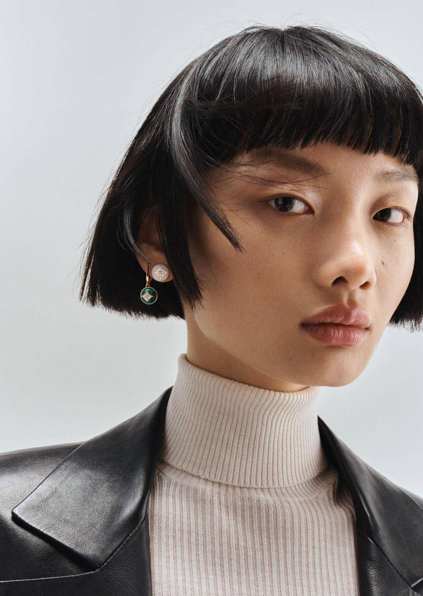 B Blossom: bộ sưu tập đồ trang sức của Louis Vuitton cách diễn giải mới về hoa Monogram