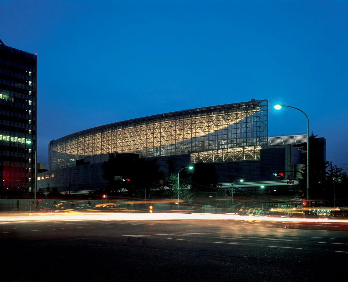 Diễn đàn quốc tế Tokyo của Rafael Viñoly Architects