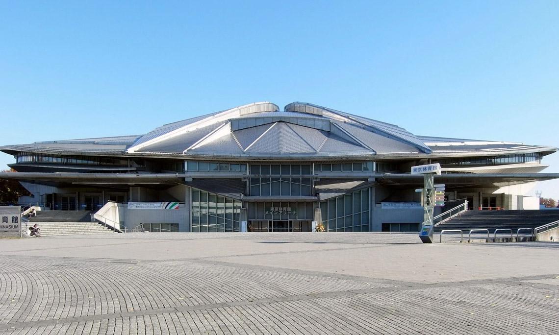 Tokyo Metropolitan Gymnasium của Fumihiko Maki
