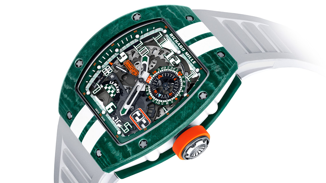Richard Mille ra mắt phiên bản giới hạn RM 029 kỷ niệm sự trở lại của giải đua Le Mans - 1