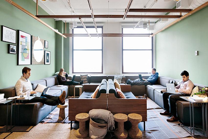 Tương lai của mô hình không gian làm việc chung – Coworking space - 4