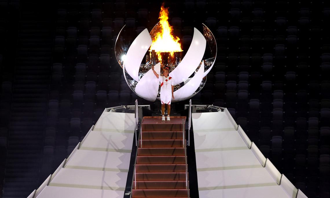 """Lễ khai mạc Olympic Tokyo 2020 – kỳ Olympic """"đặc biệt"""" nhất trong lịch sử 01"""