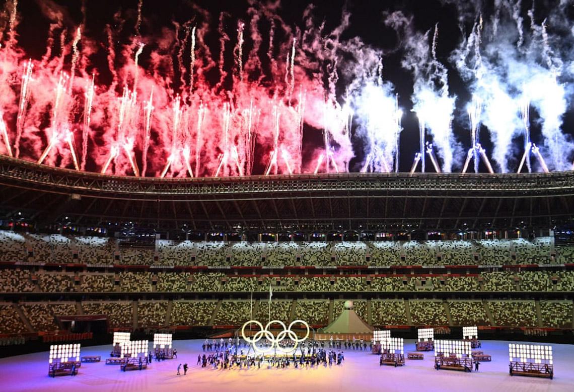"""Lễ khai mạc Olympic Tokyo 2020 – kỳ Olympic """"đặc biệt"""" nhất trong lịch sử-08"""