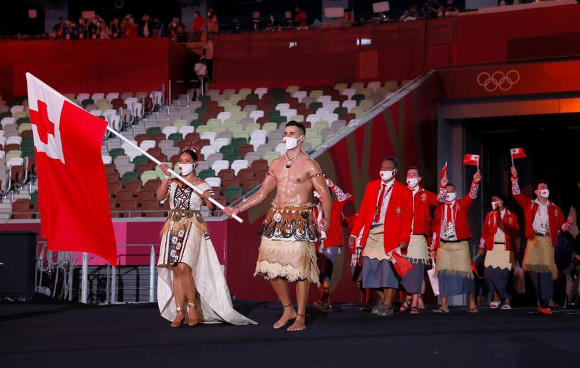 """Lễ khai mạc Olympic Tokyo 2020 – kỳ Olympic """"đặc biệt"""" nhất trong lịch sử-09"""