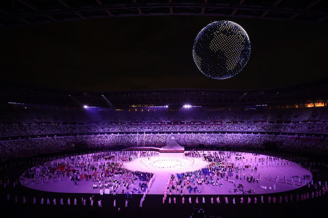 """Lễ khai mạc Olympic Tokyo 2020 – kỳ Olympic """"đặc biệt"""" nhất trong lịch sử-10"""