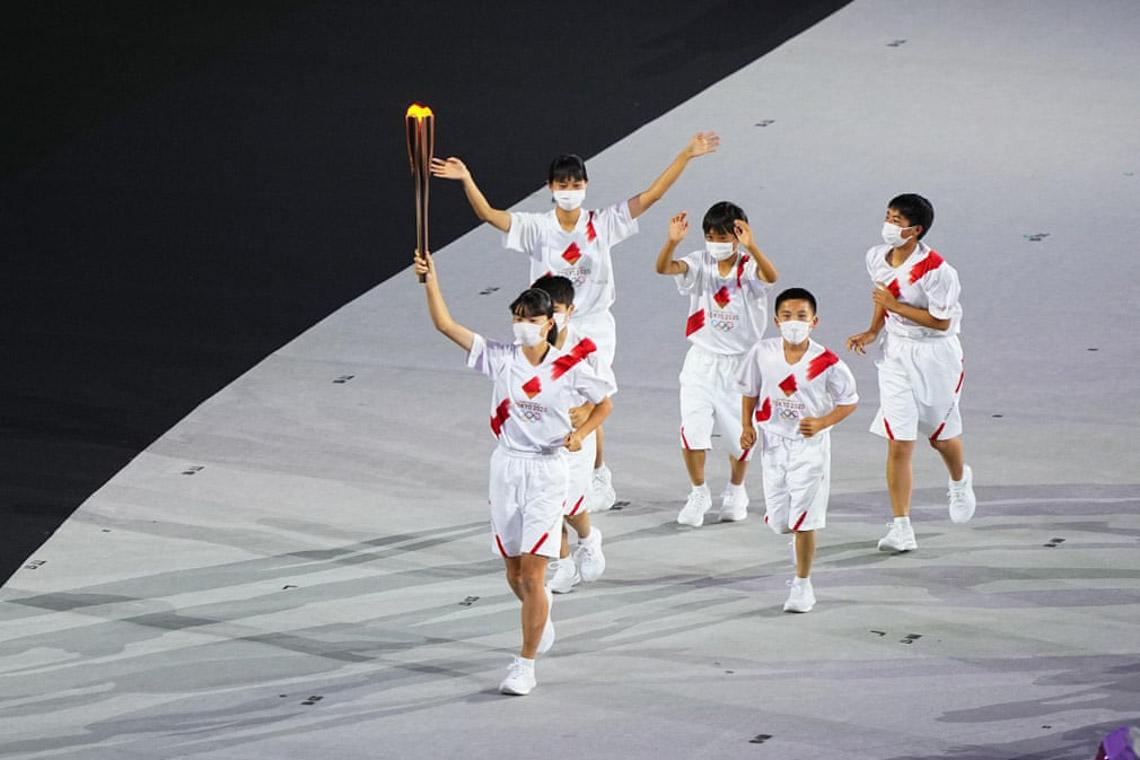 """Lễ khai mạc Olympic Tokyo 2020 – kỳ Olympic """"đặc biệt"""" nhất trong lịch sử-11"""