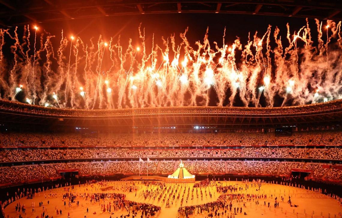"""Lễ khai mạc Olympic Tokyo 2020 – kỳ Olympic """"đặc biệt"""" nhất trong lịch sử-12"""