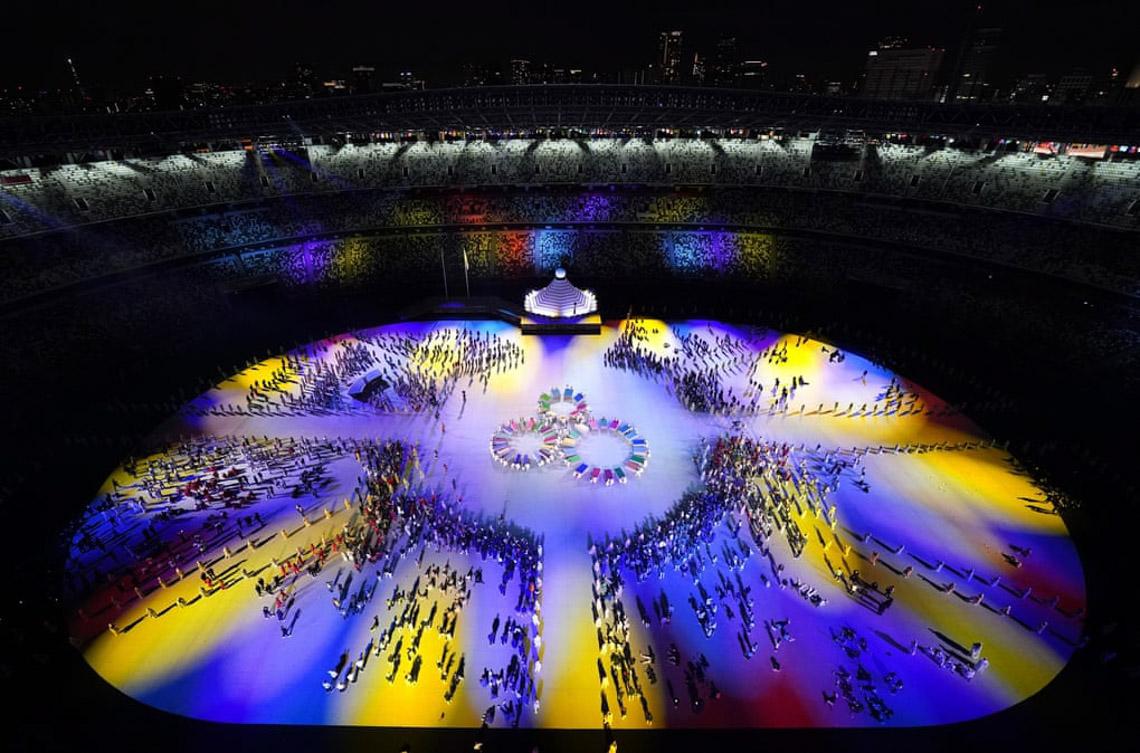 """Lễ khai mạc Olympic Tokyo 2020 – kỳ Olympic """"đặc biệt"""" nhất trong lịch sử-13"""