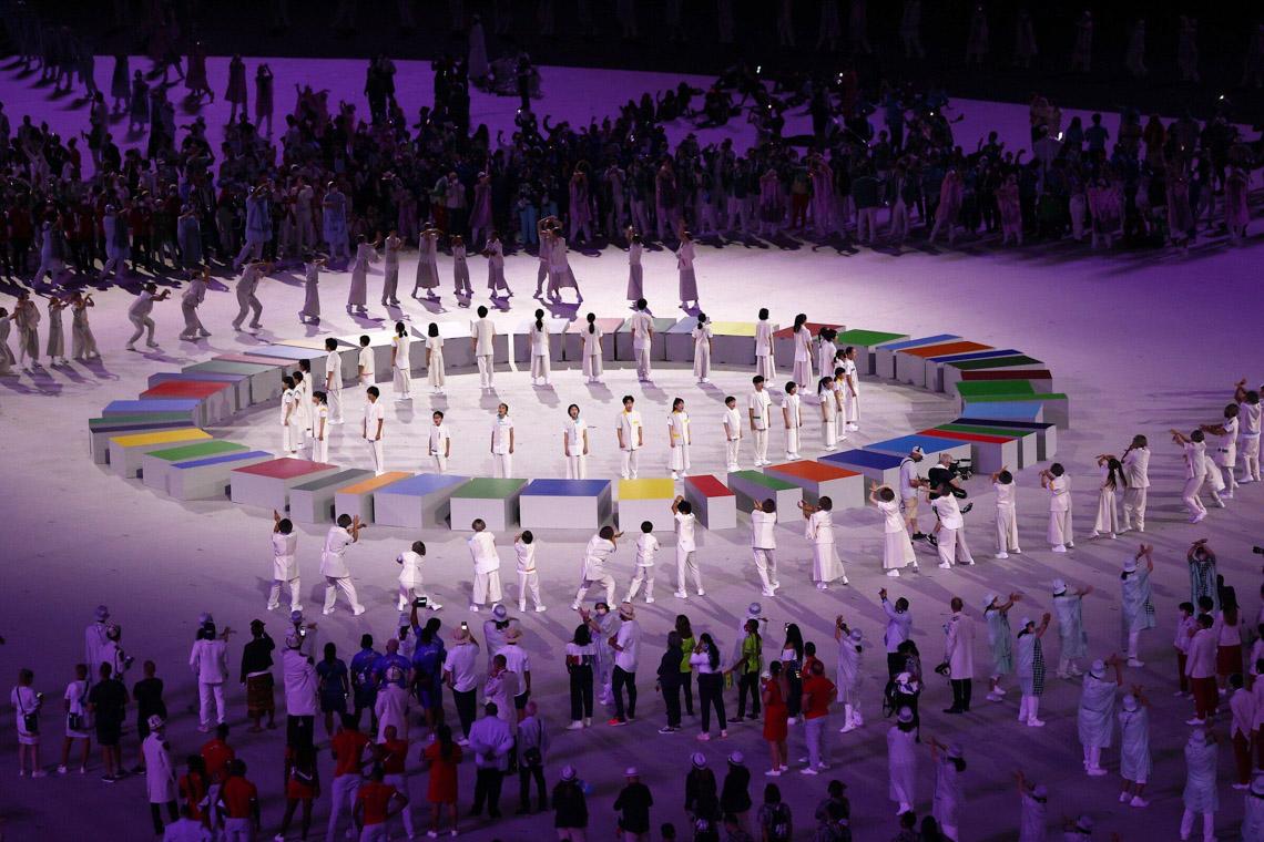 """Lễ khai mạc Olympic Tokyo 2020 – kỳ Olympic """"đặc biệt"""" nhất trong lịch sử - 4"""