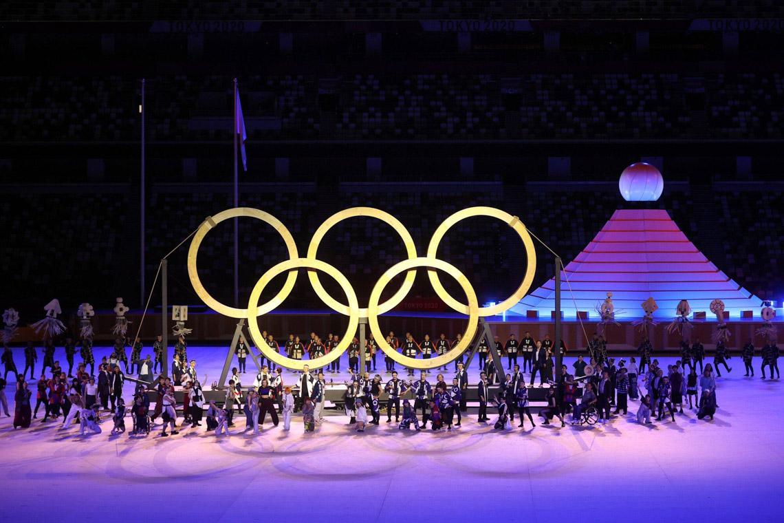 """Lễ khai mạc Olympic Tokyo 2020 – kỳ Olympic """"đặc biệt"""" nhất trong lịch sử - 1"""