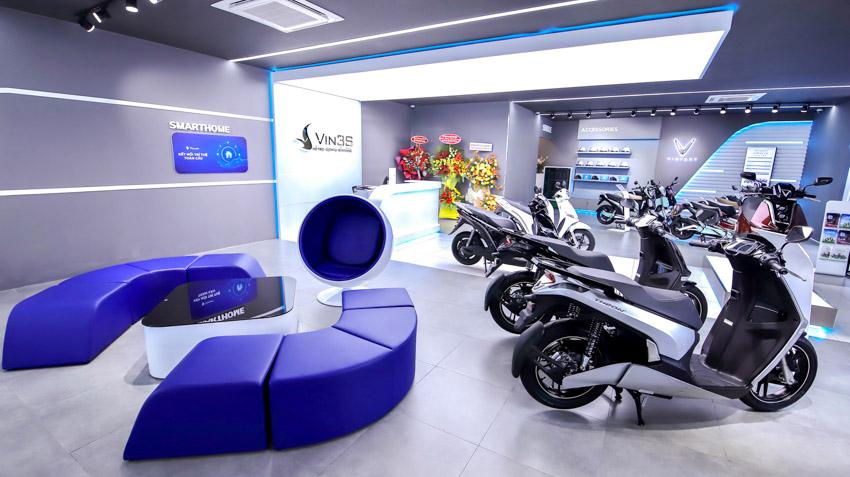 VinFast đồng loạt khai trương 35 showroom xe máy điện kết hợp trung tâm trải nghiệm Vin3S-2
