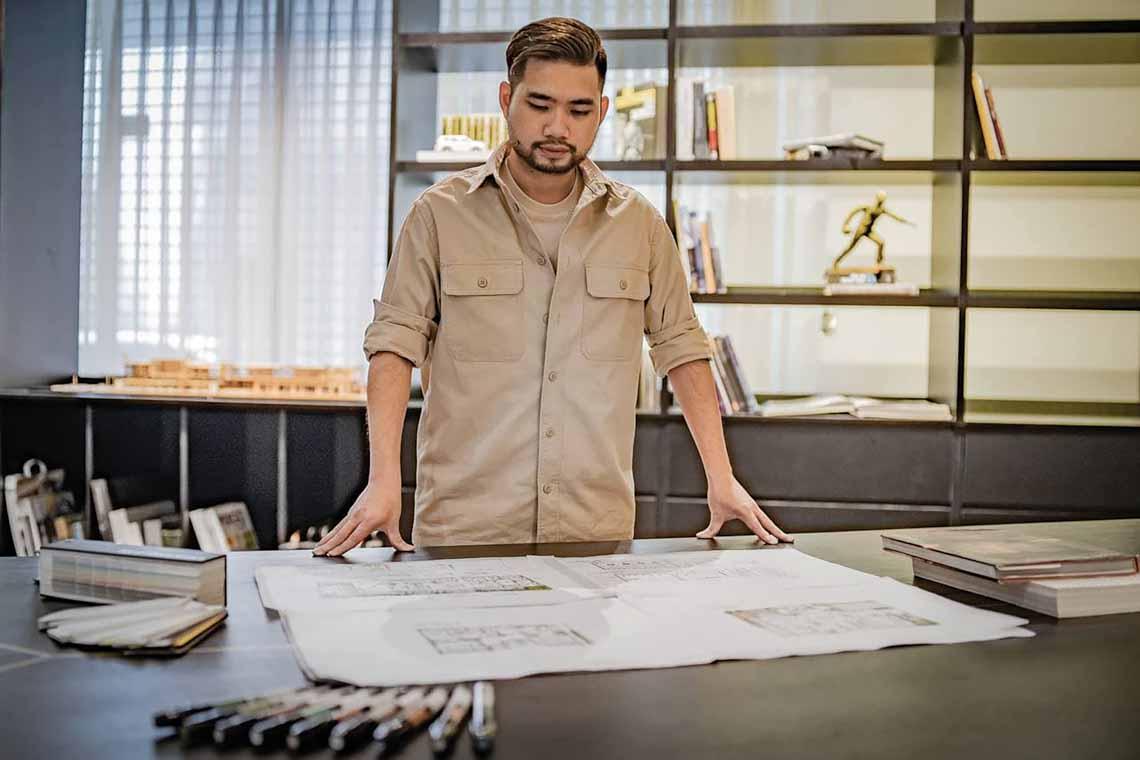 Alex Lưu - kiến trúc sư chủ trì của AZ Architects: Tôi là một gã điên lãng mạn - 2