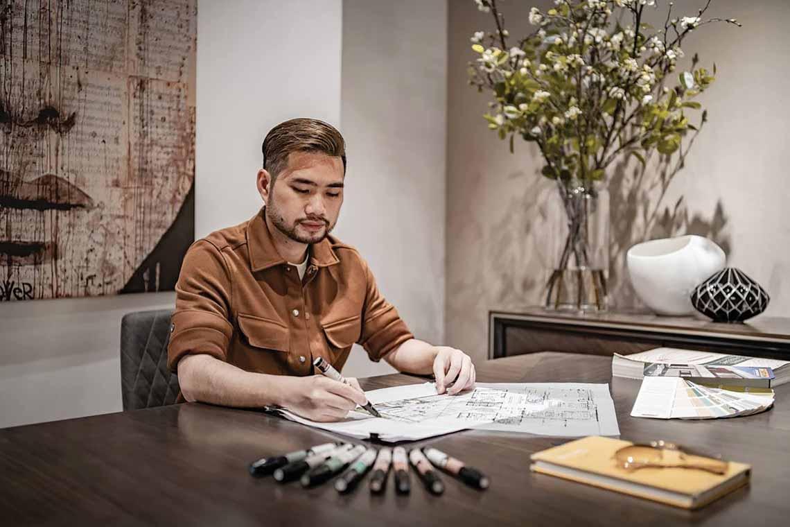 Alex Lưu - kiến trúc sư chủ trì của AZ Architects: Tôi là một gã điên lãng mạn - 3