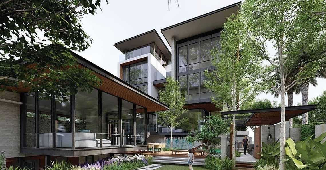 Alex Lưu - kiến trúc sư chủ trì của AZ Architects: Tôi là một gã điên lãng mạn - 4