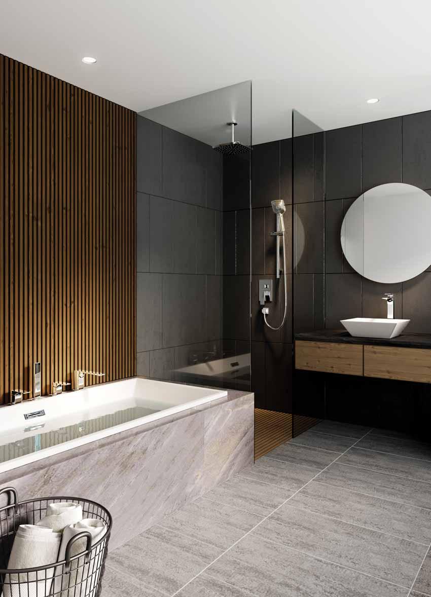 Chuyên đề Tháng 8: Phòng tắm tiện nghi - 2