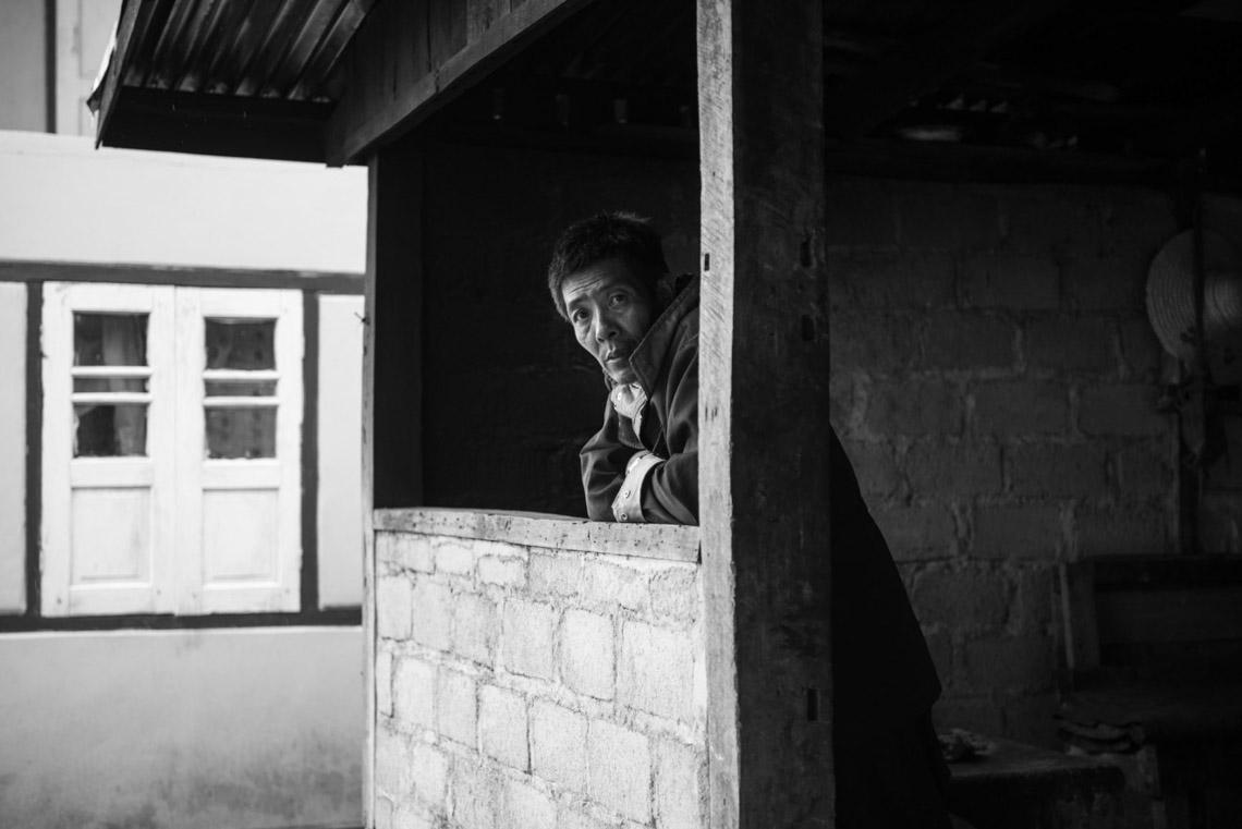 Myanmar in monochrome của nhiếp ảnh gia Patrick Hamilton - 8