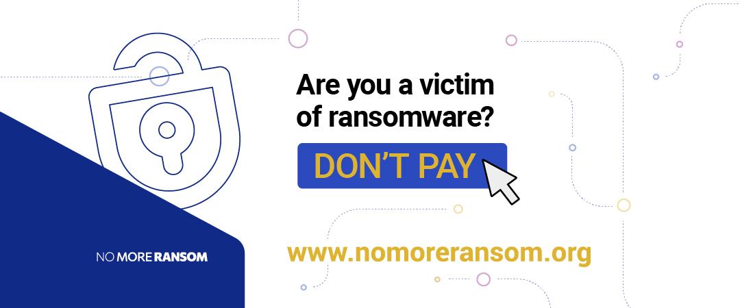 Dự án No More Ransom kỷ niệm năm thứ 5 thành công trong cuộc chiến chống ransomware