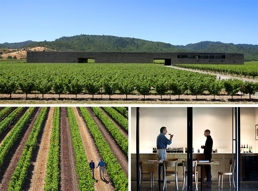 Năm 1982, Moueix hợp tác để phát triển vườn nho và vào năm 1995, trở thành chủ sở hữu duy nhất của nó.