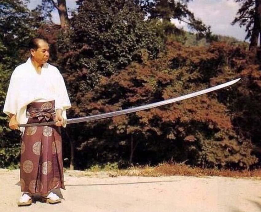 Norimitsu Odachi, thanh kiếm khổng lồ thế kỷ 15 - 7