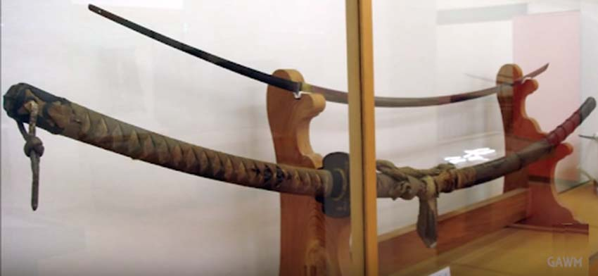 Norimitsu Odachi, thanh kiếm khổng lồ thế kỷ 15 - 8