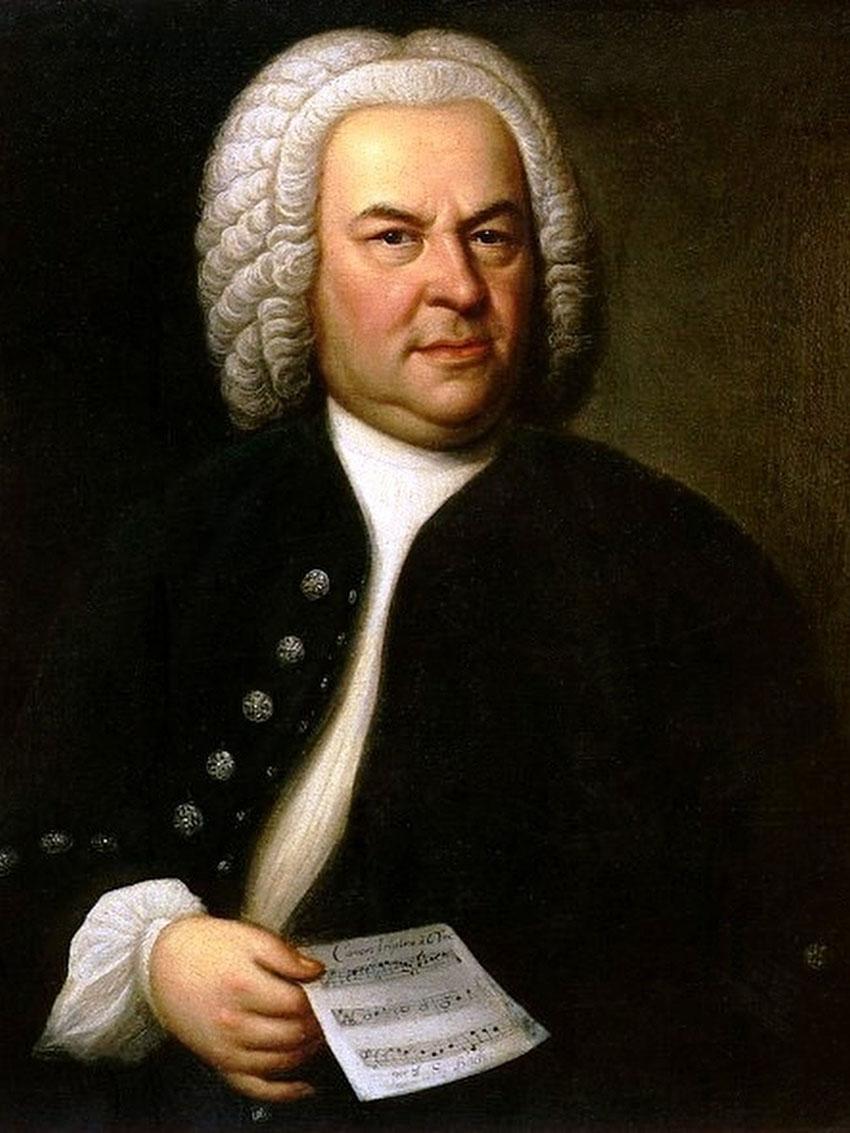 S Bach - đại dương bao la - 1