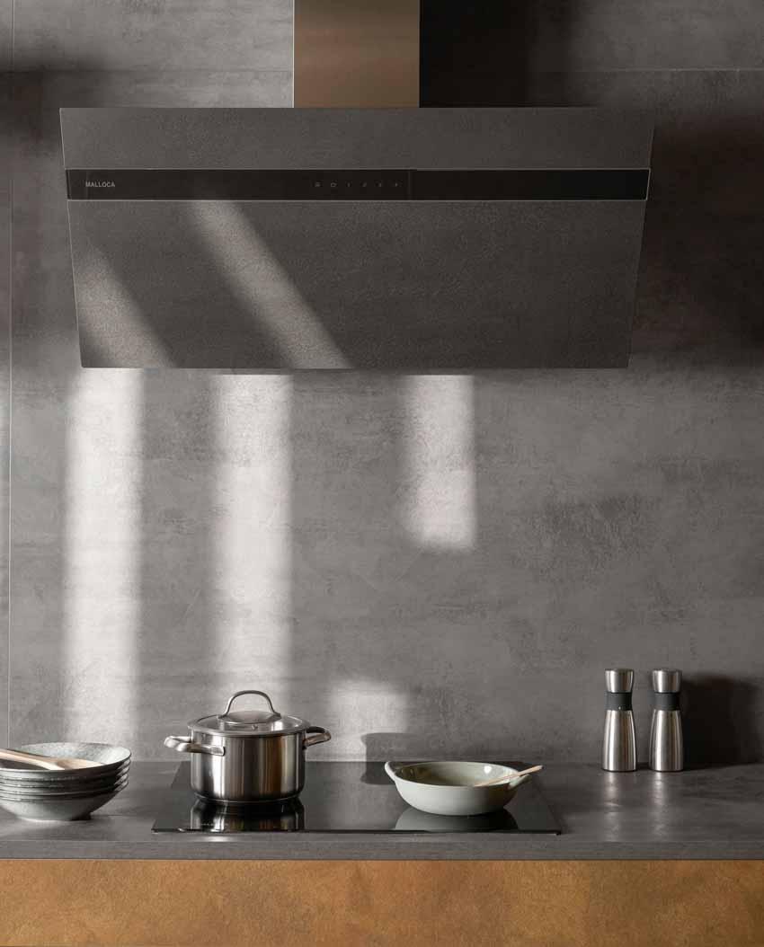 Thiết kế căn bếp hiện đại và mạnh mẽ - 4
