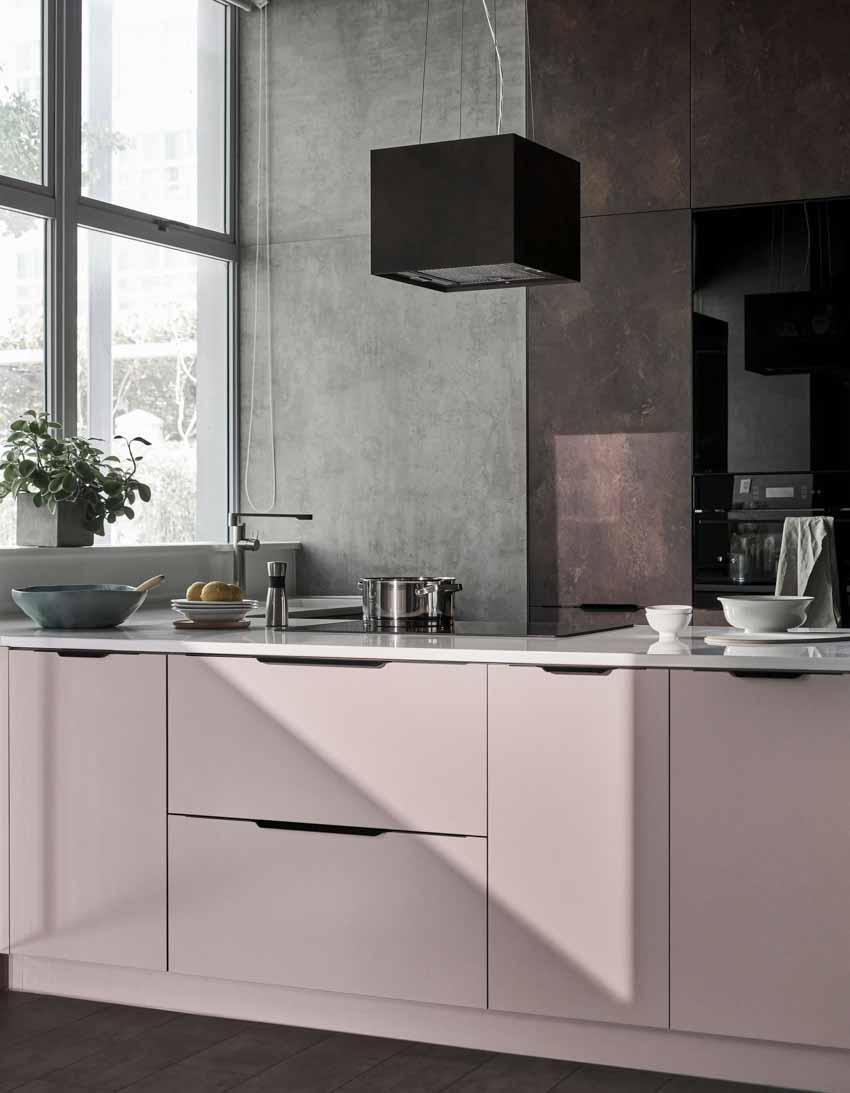Thiết kế căn bếp hiện đại và mạnh mẽ - 1