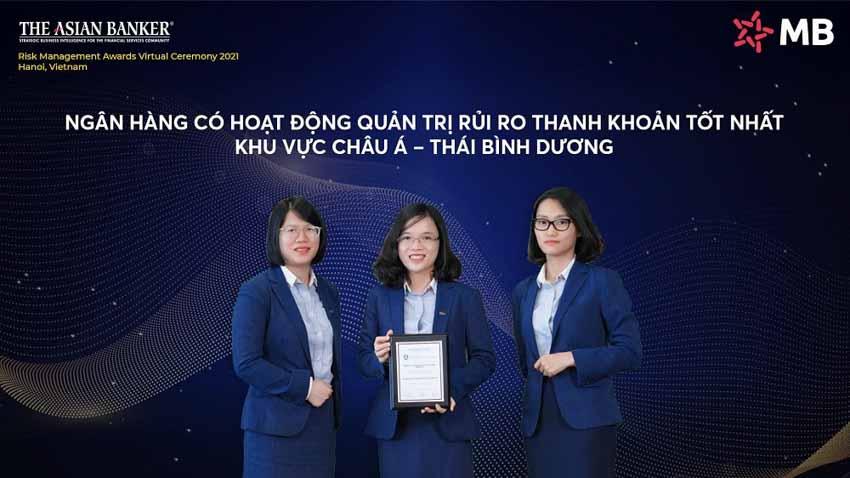 The Asian Banker vinh danh MB với ba giải thưởng lớn - 2