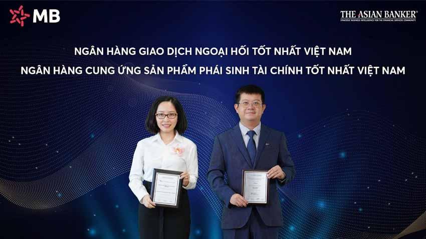 The Asian Banker vinh danh MB với ba giải thưởng lớn - 3