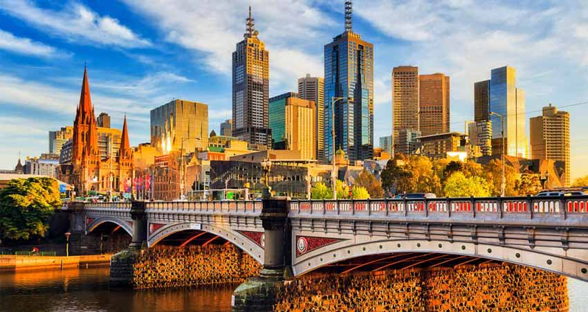 Melbourne, thành phố ma trầm lặng và âu lo - 2
