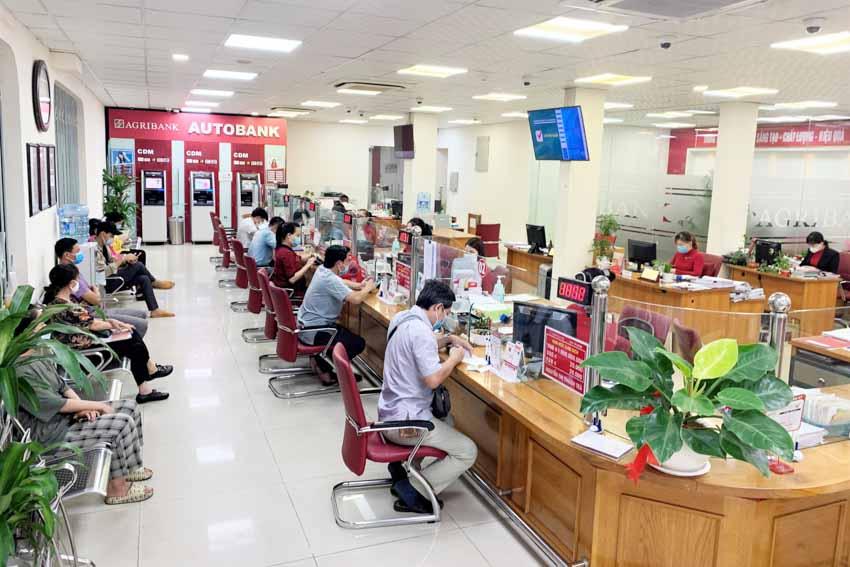 Agribank giảm 10% lãi suất thẻ tín dụng từ kỳ sao kê tháng 8-2021
