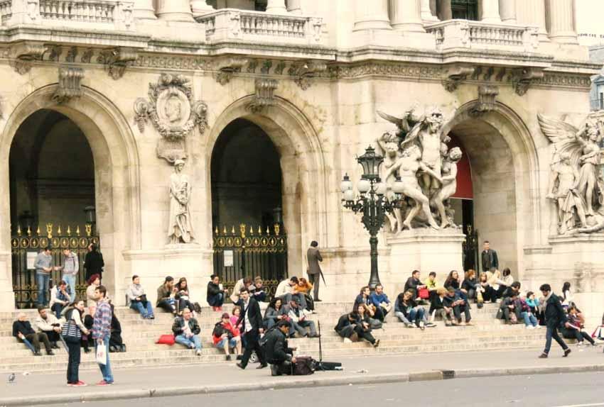 Chiêm ngưỡng nghệ thuật đẳng cấp tại nhà hát Opéra Paris - 2