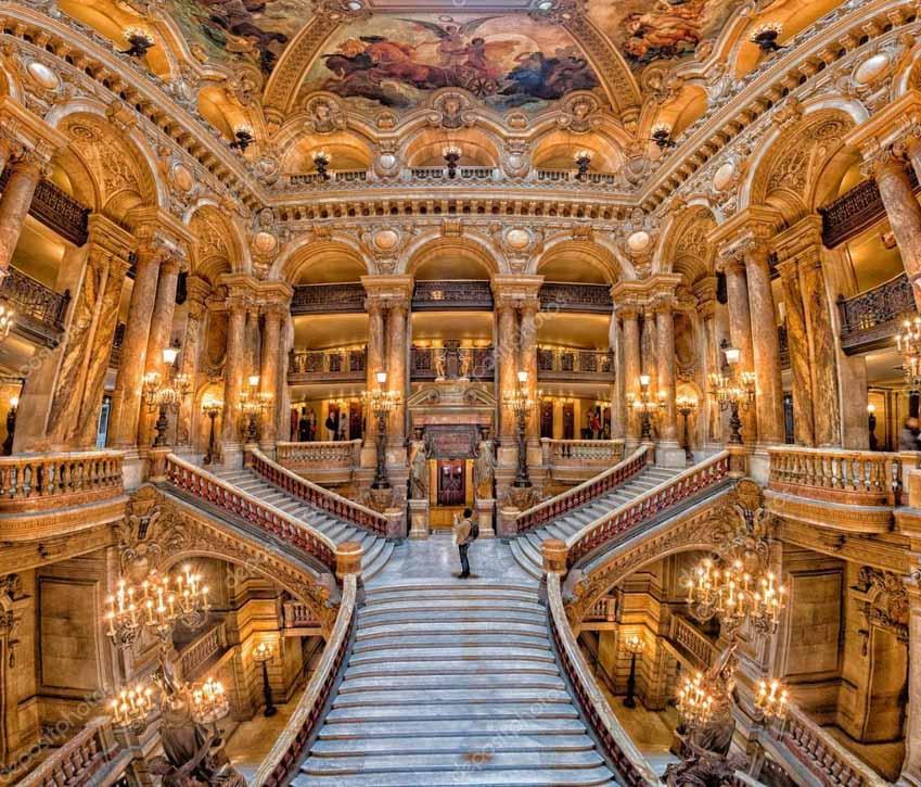 Chiêm ngưỡng nghệ thuật đẳng cấp tại nhà hát Opéra Paris - 3