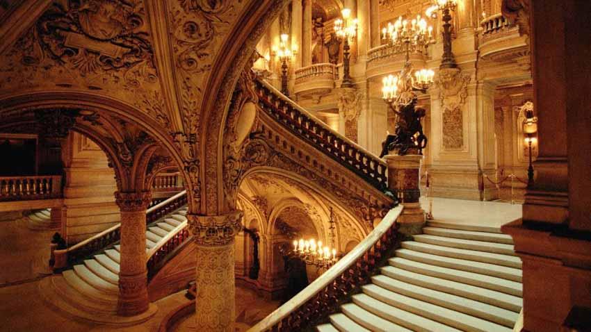 Chiêm ngưỡng nghệ thuật đẳng cấp tại nhà hát Opéra Paris - 4